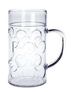 20piezas, métrica de jarra 1L de plástico
