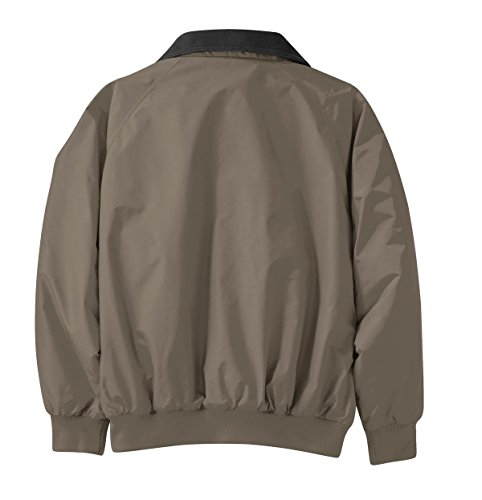 Authority Black Challenger Jacket Khaki Port true dSwdza