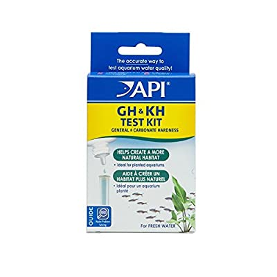 API GH and KH Test Kit by Aquarium Pharmaceuticals