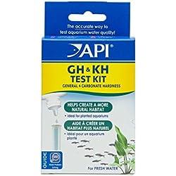 API GH & KH TEST KIT Freshwater Aquarium Water Test Kit