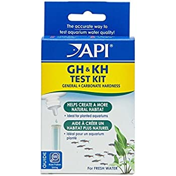 amazon com api gh kh test kit freshwater aquarium water test kit