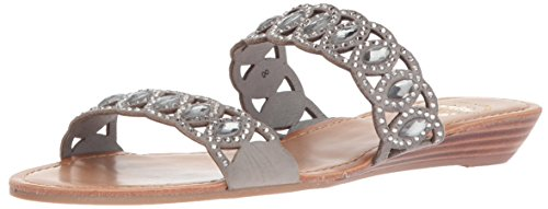 Yellow P Box Sandal Warlow Gray Women's YOO61qr8