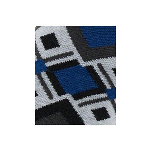Achile Coton Pistes Chaussettes Les Bleu Laine Sur En Et g6v1ngrq