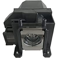 Litance Projector Lamp Replacement for Epson ELPLP53/ V13H010L53, PowerLite 1830, PowerLite 1915, PowerLite 1925W, VS400, EB-1925W, EB-1920W, EB-1910, EB-1830, EB-1900