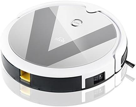 IMASS- A3 Robot Aspirador Robot Vacuum Control Remoto Auto-recarga Evita Caídas Sistema de Anticolisión Recomendado para Pelo de Mascotas Diseño Delgado 2 ...