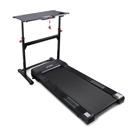 Electric Treadmill Desk: Akonza Electric Standing Walking Treadmill Desk