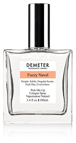 Demeter Cologne Spray, Fuzzy Navel,3.4 oz. ()