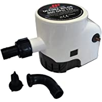 JOHNSON PUMP Johnson Pump Ultima Bilge 800 GPH 3/4 Hose Dura Ports / 32-47259-003 /