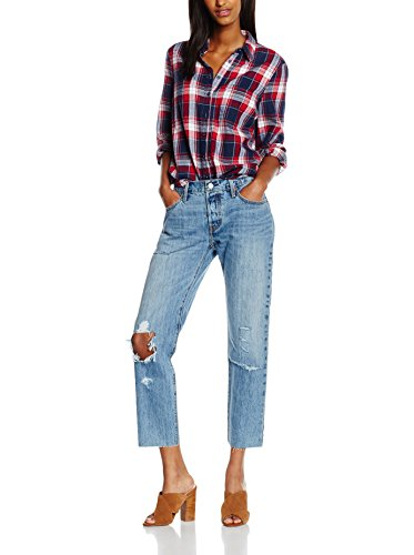 Jeans Azul Women Levi's 501 W24l34 Medio Ct Vaquero For ZtqftOw