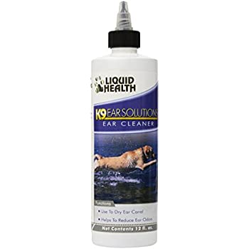 Amazon Com For Animals K9 Ear Solutions Liquid Health 12