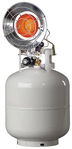 portable propane gas heater - 3