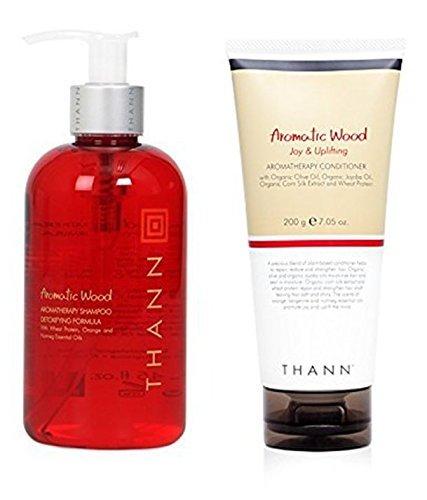 Thann Aromatic Aromatherapy Shampoo Conditioner
