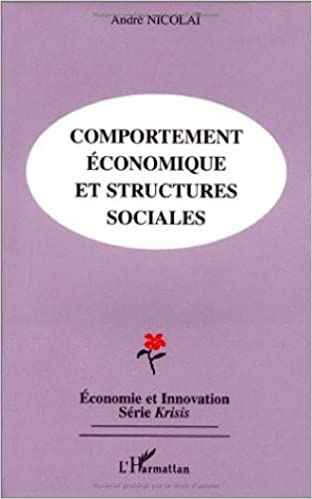 Livre gratuits Comportement économique et structures sociales pdf epub
