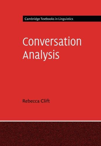 Expert choice for conversation analysis