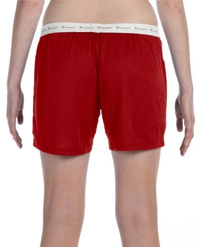 Pantaloncini Donna Donna Pantaloncini Scarlatto Pantaloncini Champion Scarlatto Champion Donna Champion wIg4Hq