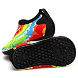L-RUN Infant Non Slip Slippers Baby First Shoes for