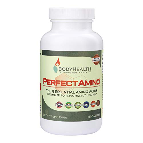 BodyHealth PerfectAmino Tablets 1PK