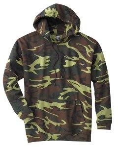Woodland Green Camouflage - 2