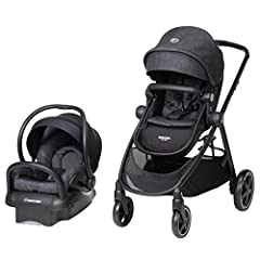Feel free to go wherever you want, whenever you want with the Zelia Max 5-in-1 modular travel system. It comes complete with the Mico Max 30 infant car seat, stay-in-car base, and easy-to-maneuver Zelia Max stroller. With the luxury fabrics, ...