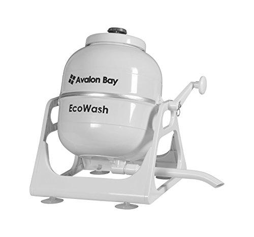 Electric Washing Machine ~ Avalon bay ecowash portable non electric washing machine