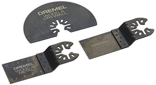 Dremel MM492 Universal Quick-Fit Cutting Assortment Pack, 3-Piece