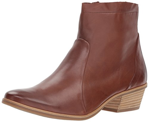 Paul Green Women's Shaw BT Ankle Boot, Nougat Leather, 7.5 M US