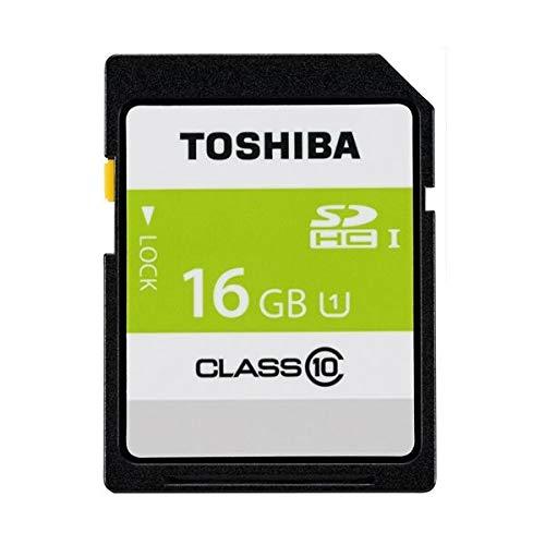 (まとめ) 東芝 SDHCメモリカード 16GB SDAR40N16G【×5セット】 AV デジモノ パソコン 周辺機器 USBメモリ SDカード メモリカード フラッシュ SDカード 14067381 [並行輸入品] B07PFQNLWC
