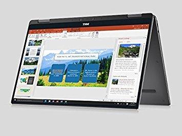 "Dell XPS 13 9365 13.3"" Full HD InfinityEdge IPS Touchscreen Business Laptop/tablet - Intel Dual-Core i7-7Y75 8GB DDR3 256GB SSD MaxxAudio Backlit Keyboard 802.11ac Thunderbolt 3 Win 10 -  Dell Computers"