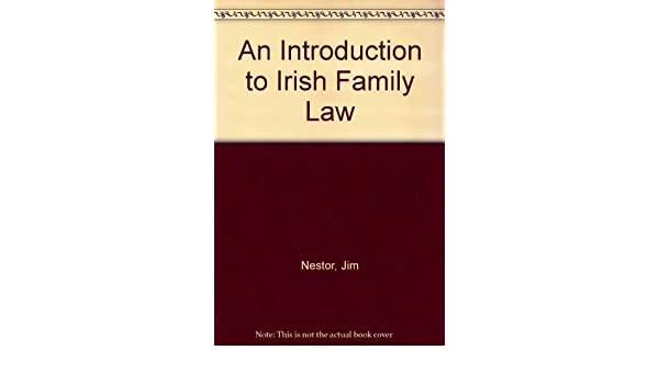introduction to irish family law