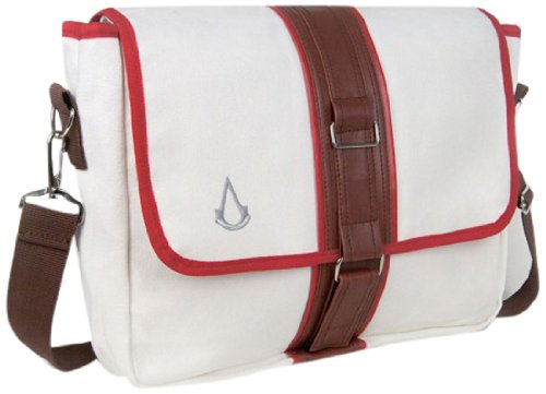 Assassins Creed Canvas Messenger Bag
