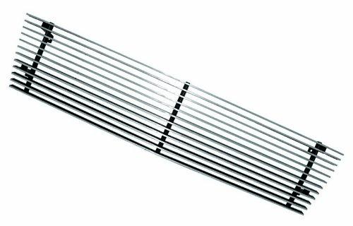 IPCW CWBG-8290S10 Polished Aluminum Cut-Out Billet Grille Set