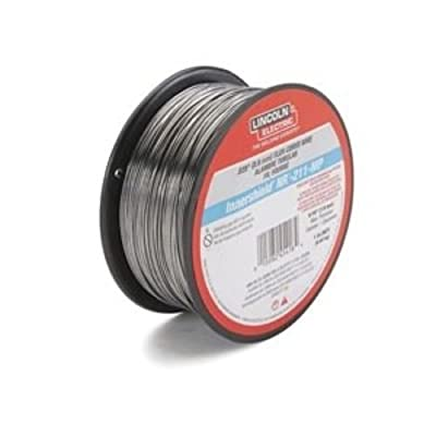 LINCOLN ELECTRIC CO ED031448 .030 NR-211, Lb Spool, Inner Shield Flux-Core Welding Wire, Black: Arc Welding Equipment: Industrial & Scientific