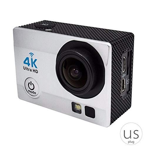 Xuanhemen Q3H/H8 Ultra HD 4K 1080P 30FPS WiFi Action Camera 30M Waterproof Hiking Baking Outdoor Camcorder