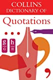 Dictionary of Quotations, , 0004722140