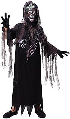 Capucha Terror Reaper - Traje de Halloween - Niños Disfraz ...