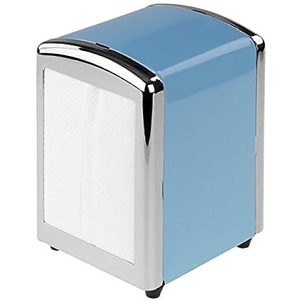 Tala Originals Azul dispensador de servilletas, diseño con 50 servilletas