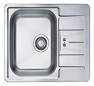alveus lavello da incasso 615x500mm lavello cucina line 60 lavandino acciaio inox lavello cucina struttura