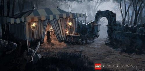 LEGO Pirates of the Caribbean - Xbox 360 by Disney Interactive Studios (Image #2)