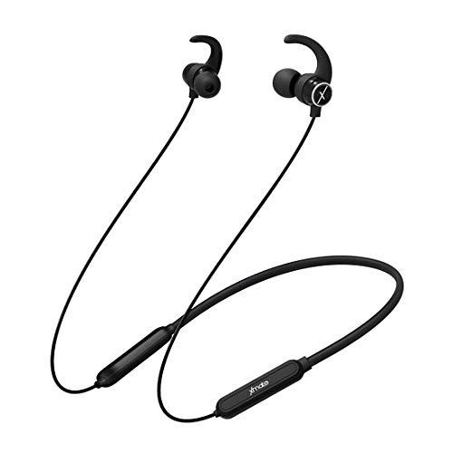 Xmate Mana in-Ear Wireless Bluetooth Headphones with High Bass & Mic – (Black)