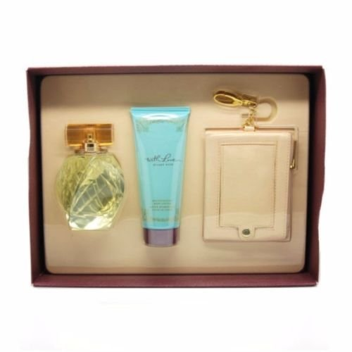 Hilary Duff With Love Gift Set - With Love Perfume by Hilary Duff Gift Set for Women