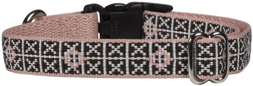 Waggo Seeing Stars Collar - Charcoal - Small - 10-16 x 5/8 inches