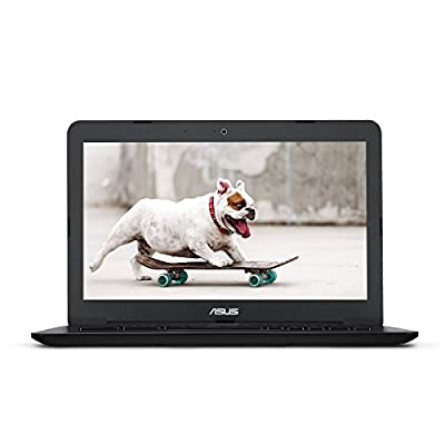 ASUS Chromebook Compact 13.3 Inch (Intel Celeron, 4GB, 16GB eMMC, Black) - C300SA-DH02