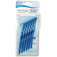 TePe 0.6 mm Size 3 Interdental Angle Brush - Pack of 2, Total 12