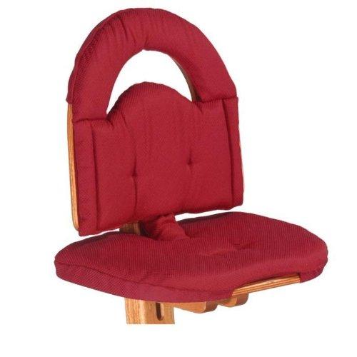 Svan Svan High Chair Cushion - Red