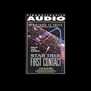 Star Trek: The Next Generation: First Contact (Adapted) Audiobook
