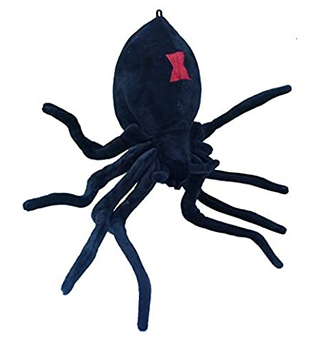 Amazon Com Adore 13 Scarlet The Black Widow Spider Plush