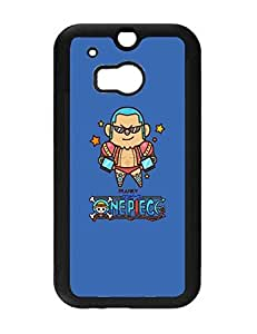 Kaitlyn Patterson's Shop One Piece Htc One M8 Case Anime Image Printed Snap-on Cover 7948340M762709373