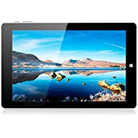 CHUWI Hi10 Pro 10.1 2 in 1 Ultrabook Dual OS Windows10 + Android5.1 Tablet PC Intel Cherry Trail X5-Z8350 64bit Quad Core 4GB RAM 64GB ROM with Dual Cameras WiFi Bluetooth HDMI OTG Type-C External 3G