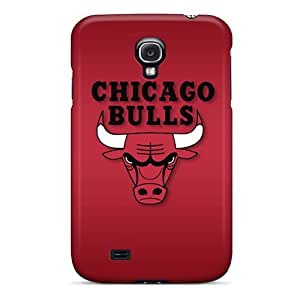 Tpu Shockproof/dirt-proof Chicago Bulls Cover Case For Galaxy(s4)