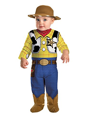 Disguise Disney Pixar Toy Story Costume Woody, Multi, 12-18 months]()